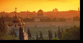 Jerusalem, tierra de todos