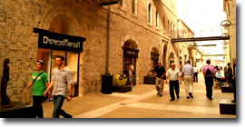 Jerusalén, la ciudad donde renace la fe