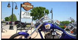 Harley, un mundo de sueños para adultos
