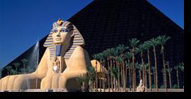 6 atracciones bizarras en Las Vegas