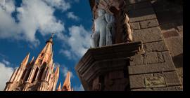 6 recorridos por San Miguel de Allende