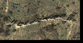 6 lugares de California según Google Maps