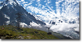 Chamonix, para gozar los Alpes