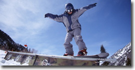 Hasta los chilangos podemos esquiar