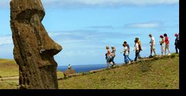 La enigmática Isla de Pascua