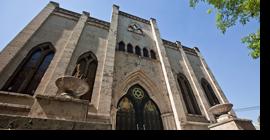 Por las sinagogas del DF