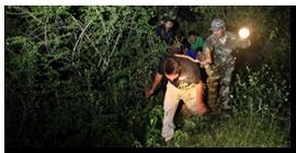 Vete de mojado, pero en Hidalgo