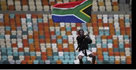 Anótate un gol en Sudáfrica