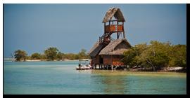 Holbox y sus islas